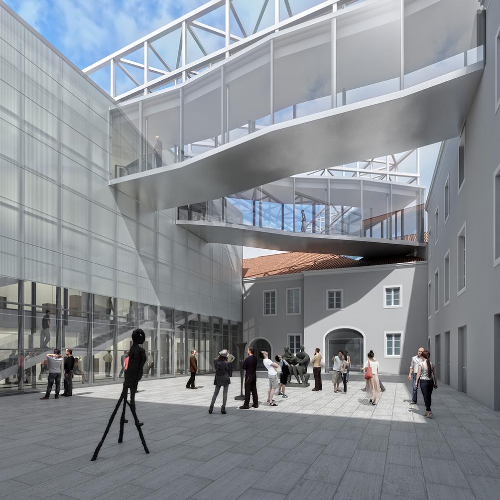 Kne eva i providurova pala a 3d visualization freya for Hotel design zadar